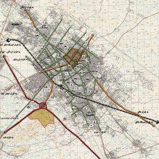 مکانیابی و امکانسنجی شهر سلامت یزد