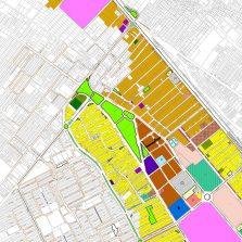 امکان سنجی و طراحی معماری زمین ۵ هکتاری یزد