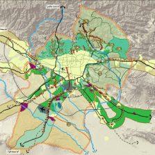 برنامه راهبردی حریم پایتخت