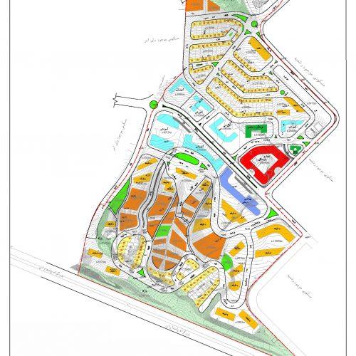 آماده سازی اراضی ۴۷ هکتاری رشدیه (باغمیشه )