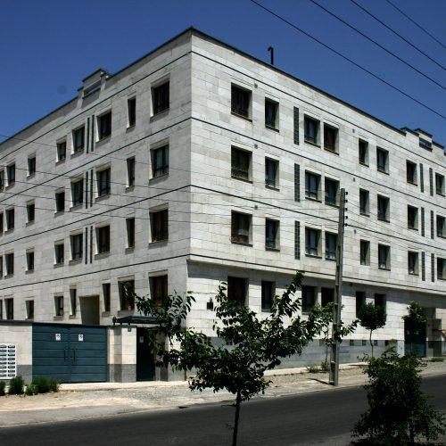 ساختمان مسکونی مجیدیه