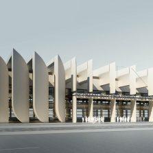 طراحی فرودگاه کرمان